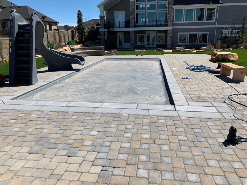 Concrete Swimming Pools, Driveways, Patios in Utah County
